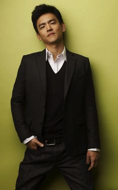 John Cho... GAH! *faints*