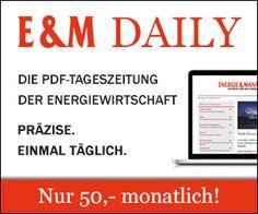 Merkel spricht sich für Braunkohle aus | Europäische Energiewirtschaft