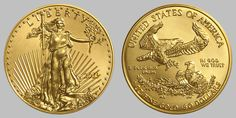 The American Eagle gold bullion coin. The coin that propelled the United States into the forefront of the bullion-coin marketplace.