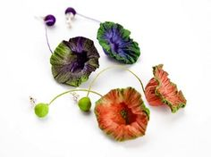 Earrings...ana hagopian...these are what wood nymphs and fairies wear