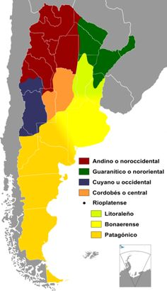 """In Argentina and Uruguay the dialects of Spanish spoken are very different from other dialects. The dialects are known as Rioplatense Spanish. Features of this dialect include not pronouncing the letter """"s"""" at the end of syllables, pronouncing """"y"""" and """"ll"""" as """"zh"""", and not pronouncing the letter """"r"""" at the end of infinitives. Also, the intonation pattern is very similar to that of Italian languages. (Continued in comments) #1A"""