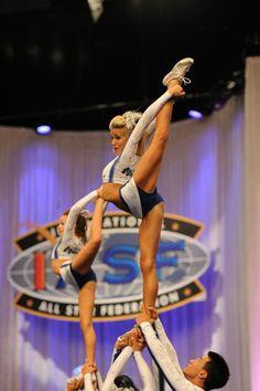Prodigy All Stars The Cheerleading Worlds 2013