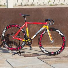 Cinelli - ugly but you'd never miss it