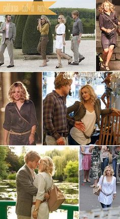 Loved Rachel McAdams style in Midnight in Paris. Paris Outfits, Fall Fashion Outfits, Girl Outfits, Teenage Outfits, Travel Outfits, Women's Fashion, Style Icons Inspiration, Autumn Inspiration, Fashion Inspiration