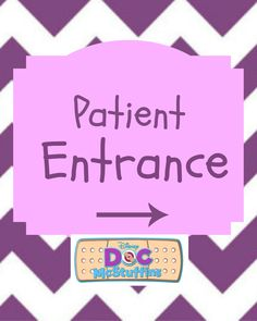 Doc McStuffins party sign @Alissa Smith just incase Remie is thinking this for next year haha :)