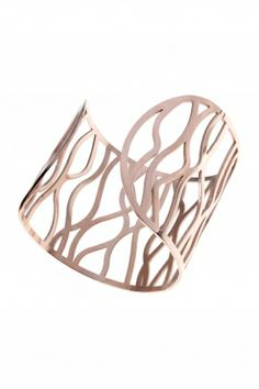 rose gold plated #cuff I designed for NEW ONE I NEWONE-SHOP.COM