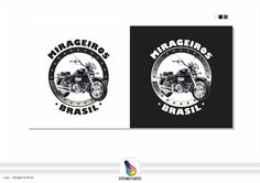 Projeto Logo -  Mirageiros Brasil