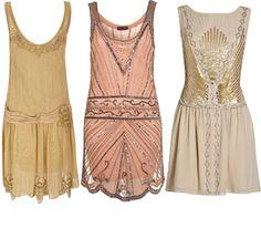 100 Party dresses under £100 - 1920s flapper girl | Catwalk Queen