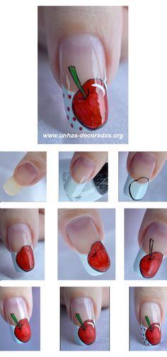 Décoration ongles étape par étape en 26 photos sublimes