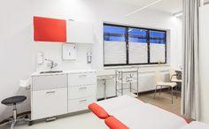 De Hertog gezondheidscentrum Franeker ingericht door HarmelingHarmeling