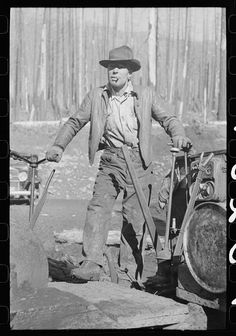Logger, Hat, Workwear, Oregon