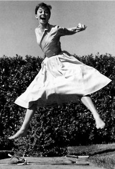 One of my all-time favourite Audrey pics.