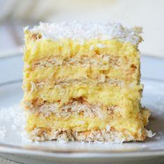 Krispie Treats, Rice Krispies, Coco, Vanilla Cake, Trufle, Menu, Cooking Recipes, Cupcakes, Cookies