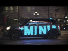 With their recently-launched campaign 'Not Normal', car brand Mini proposes to throw the status quo to the wind. With this in mind, strapping 48,000 LEDs to the body of a Mini is a pretty good start. Dazzling lights display securely in place, 'Art Beat' is a one-tonne tribute to social media interaction. Not content to let their flashing lights do the talking, the brand have enlisted the general public to send video submissions to its Art Beat site.