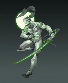 Genji Genji Shimada, Hanzo Shimada, Genji Cosplay, Power Rangers, Shimada Brothers, Genji And Hanzo, Overwatch Genji, Overwatch Wallpapers, Ninja Gaiden