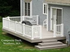 Image result for grey and white deck