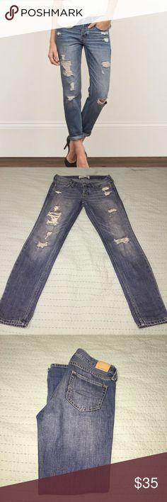 Abercrombie boyfriend straight jeans Abercrombie boyfriend straight jeans Abercrombie & Fitch Jeans Boyfriend