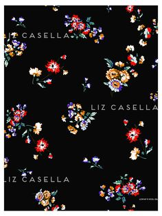 L.C. JOURNAL|Liz Casella | Fashion Textile Design | Contemporary Print Design