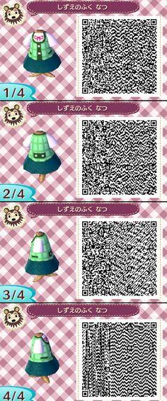 Sims 3 summer dress qr