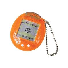 Tamagotchi Connexion Version 2 (Orange): Amazon.co.uk: Toys & Games ($27) ❤ liked on Polyvore featuring filler