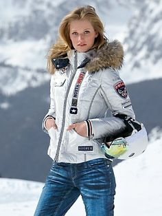 obsessed with this company's ski jackets