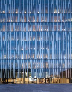 University of Aberdeen New Library in Scotland | Inspirations Area