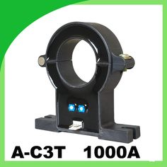 Open loop Hall Effect current transducer  ac current transducer