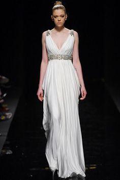 greek themed wedding dress - Google Search