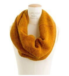 mustard. infinity. scarf. yes pleeeeease