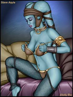 Unexpectedness! aayla secura and ahsoka tano sex properties