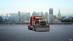Checkout my tuning #Peterbilt 359 1987 at 3DTuning #3dtuning #tuning