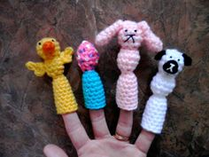 crochet easter patterns | Easter Crochet Patterns | Crafts