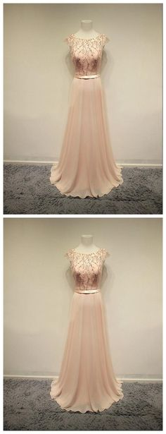 2016 Prom Dresses,Blush Pink Evening Gowns,Sexy Formal Dresses,Chiffon Prom Dresses,Fashion Evening Gown,Sexy Evening Dress,Party Dress,Bridesmaid Gowns