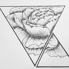 I like the triangles but i want a different design inside them of course