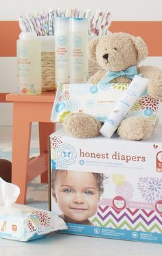 The stylish, nontoxic baby and home products from The Honest Company are at Target! Find diapers, wipes, creams and gentle, effective cleaners.