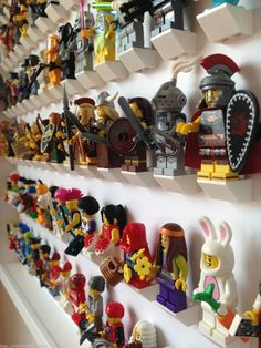 Fancy - Lego Minifigures Display Case