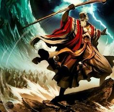 The Real Moses!