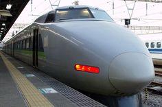 Thank you and farewell Shinkansen series 100 train!