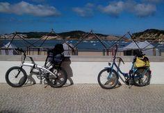 Eurobici and Evolution - folding bike
