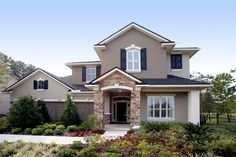 Exterior Paint Colors - You want a fresh new look for exterior of your home? Get inspired for your next exterior painting project with our color gallery. All About Best Home Exterior Paint Color Ideas