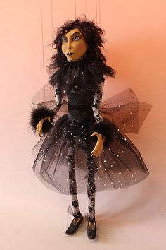 marionette puppet marioneta títeres art doll ooak marionettes puppets marionetas stringpuppet stringpuppets marionnette paperclay paper mache