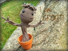 I want a baby groot