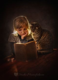 Reading nurtures the soul, and an enlightened friend brings it solace. ~ Voltaire, (Photo: Agnieszka Filipowska)
