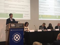 4000 lawyers in Sydney this week for International Bar Association annual conference @ International Convention Centre #IBA2017 #http://IBASydneypic.twitter.com/VSLRGpDMrE