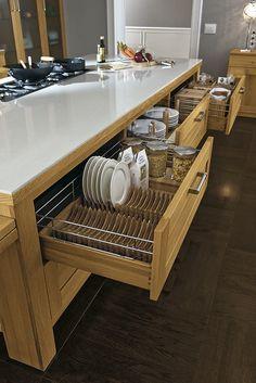 Kitchen Cabinets Decor, Kitchen Room Design, Cabinet Decor, Home Decor Kitchen, Kitchen Interior, Home Interior Design, Home Kitchens, Storage Cabinets, Space Kitchen