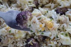 Other Recipes, New Recipes, Whole Food Recipes, Broccoli Rice, Broccoli Salad, Classic Rice, Creamy Rice, Food 101, Whole Foods