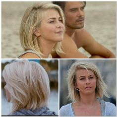 Julianne Hough: safe haven hair cut