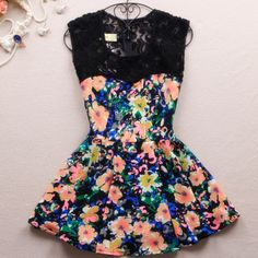 Slim dress lace stitching color-667 A 080302