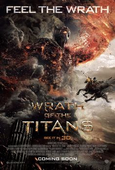 超世紀封神榜2: 怒戰天神 Wrath of the Titans 2012