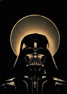 FAKE: Holy Vader – prettyportal artshop, prints, urban art, streetart